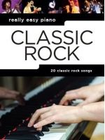 DIVERSE - CLASSIC ROCK Really easy piano - € 15,75 Piano populair, Piano solo, WISE AM1012891