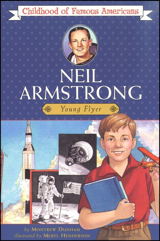 Neil Armstrong Young Flyer Worksheets - Pics about space