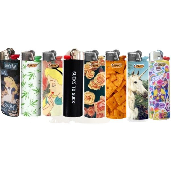 Bic Lighter ♥ the cheez itz one for you Tiffany:)