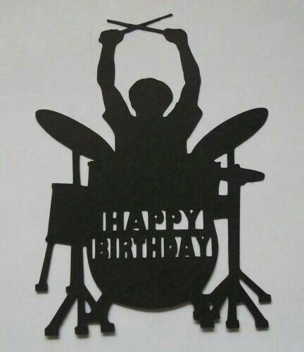 Поздравление с днем рождения ударнику музыканту