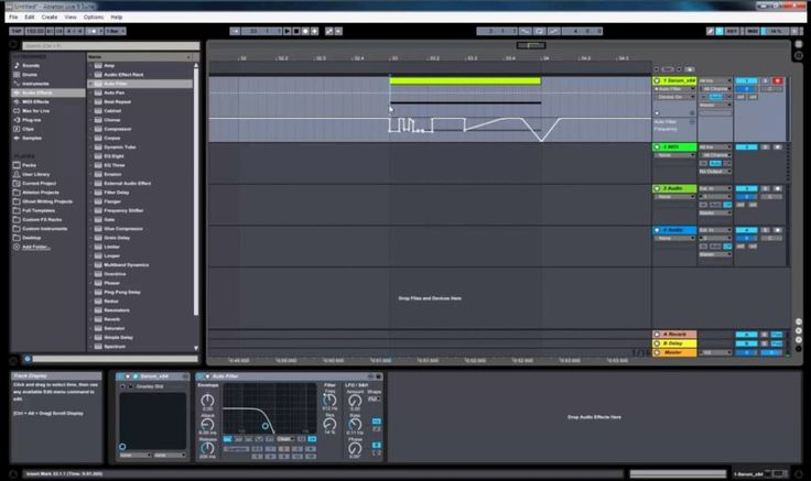 Using Ableton Racks  Free Music Production Tips & Tutorials from DJ 2 Producer