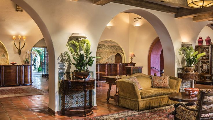 "The ""Best Luxury Hotel in Santa Barbara"" is Four Seasons Resort The Biltmore, a five-star luxury resort nestled on the California coast."