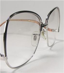 nos tura women vintage large drop temple eyeglass frame okulary ebay i vintage - Ebay Eyeglasses Frames