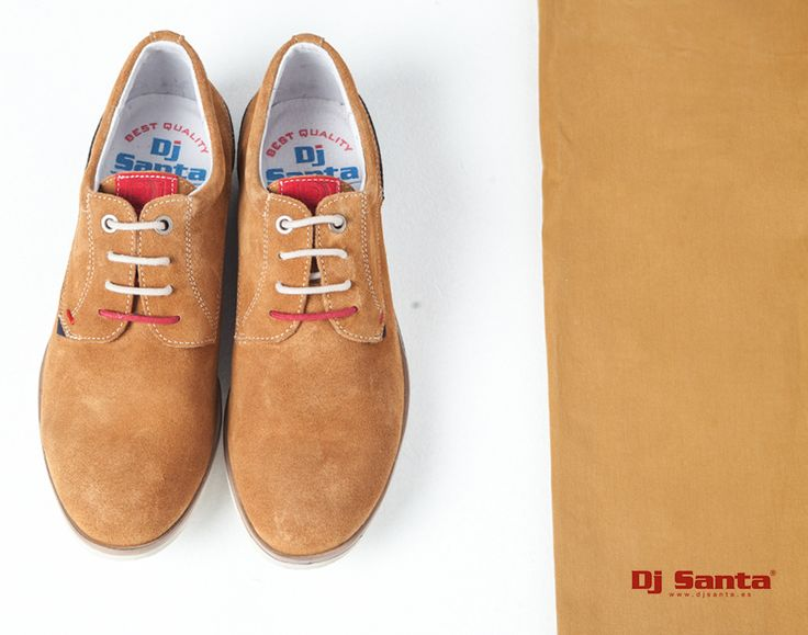 ¡Elige confort para tus pies a diario, elige DJ Santa! www.djsanta.es