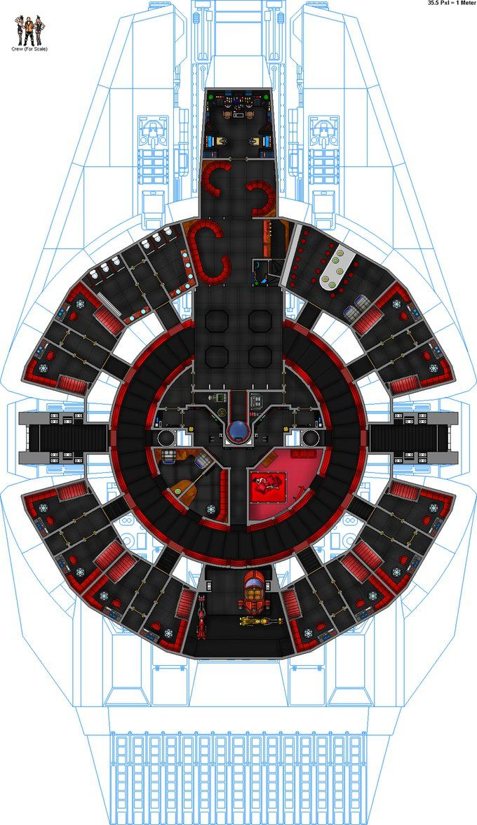 U CEC YT1300 Saucy Bugler SL by ColonialChrome Starship