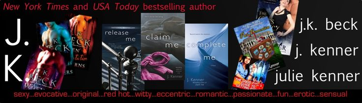 Celebratory contest! Claim Me is #2 on the NYT bestseller list ... and Im giving away a Kindle or Nook! - J.K.s place