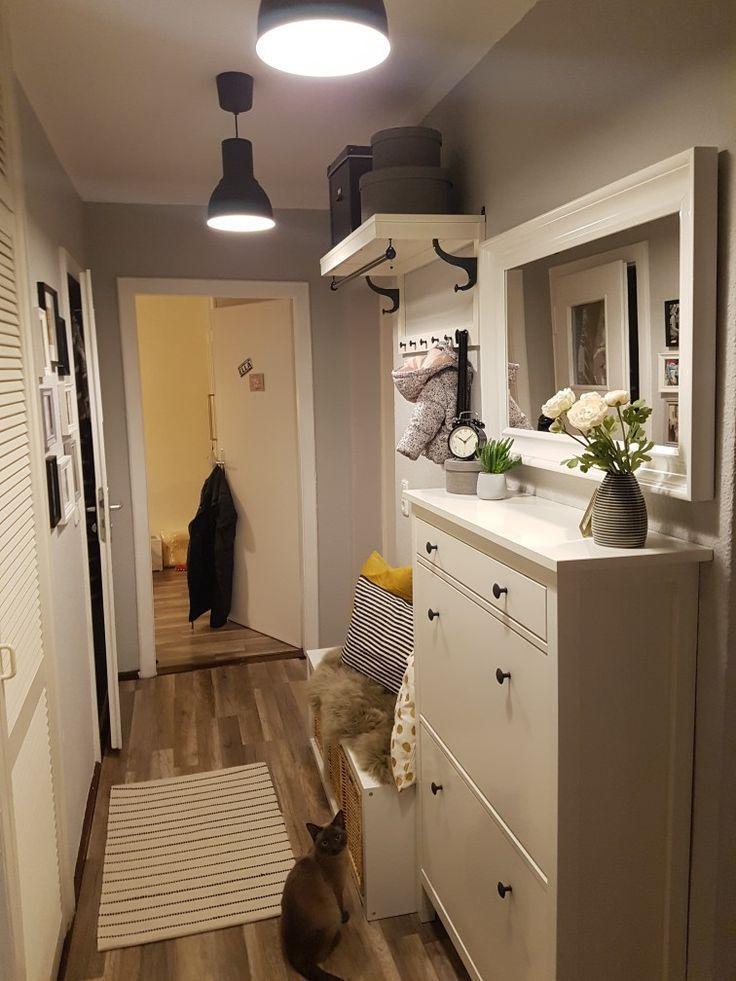 Super Schmaler Flur Hallwaydecorations Wohnen Wohnung Wohnung