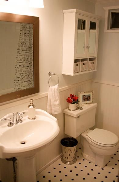 17 best ideas about mobile home bathrooms on pinterest for Home bathroom ideas