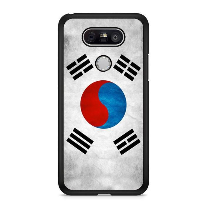 South Korea Flag LG G6 Case Dewantary