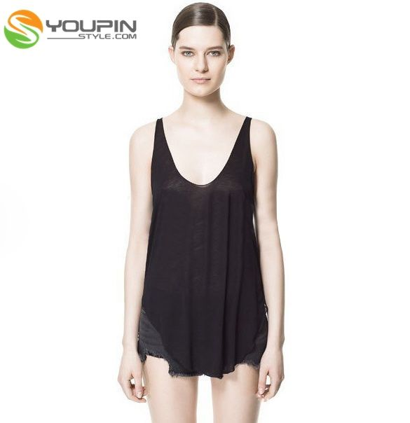 """Cheap candy 3, Buy Quality shirt women directly from China shirts retail Suppliers: """" 100% Brand New. Material: Modal Cotton  Sleeve style: Sleeveless 5 Color availa"""