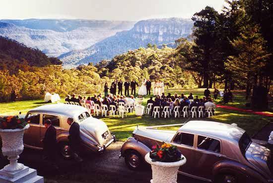Reception Venue - Yester Grange, Blue Mountains
