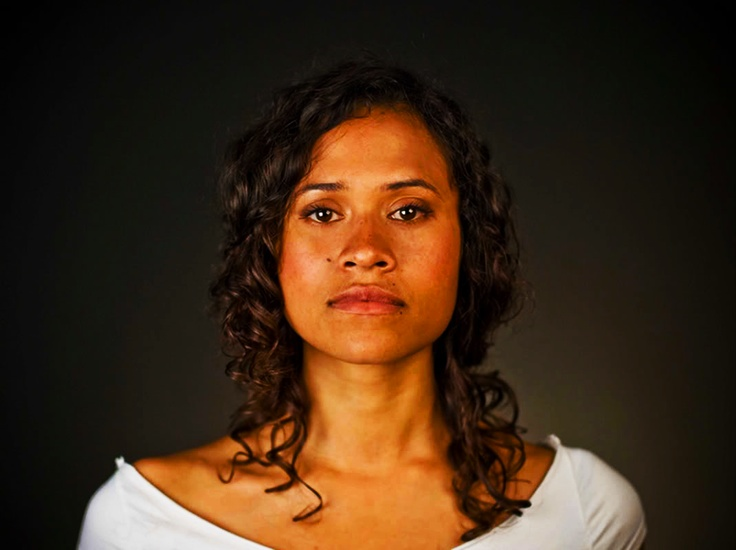 """Angel Coulby, who plays Guinevere in """"The Adventures of Merlin"""""""