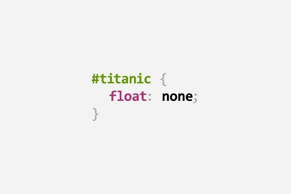 Titanic   www.eklectica.in #eklectica