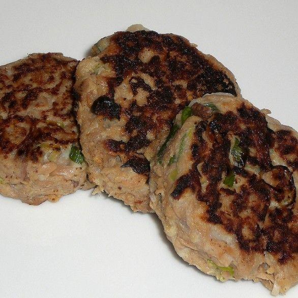 La ricetta veloce dellhamburger di tonno