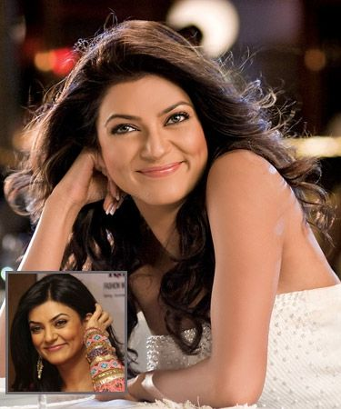 Sushmita Sen.. oneof my ttwo fave bollywood actress<3