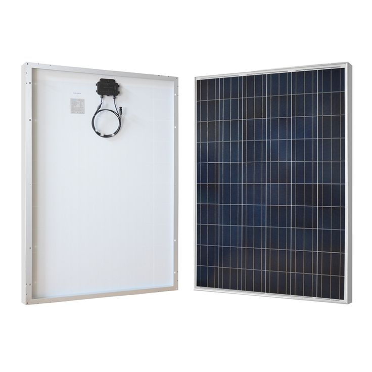Renogy 250 Watts Polycrystalline Solar Panel is the first step to converting your house to solar. These panels are 24V and are perfect for decreasing your electrical bill, or for a large off-grid system. Whether you want to connect this to the electrical grid, or power your off-grid cabin, Renogy's 250W Polycrystalline Solar Panels will be the key element to your solar system. Visit renogy-store.com to view all of our solar options!