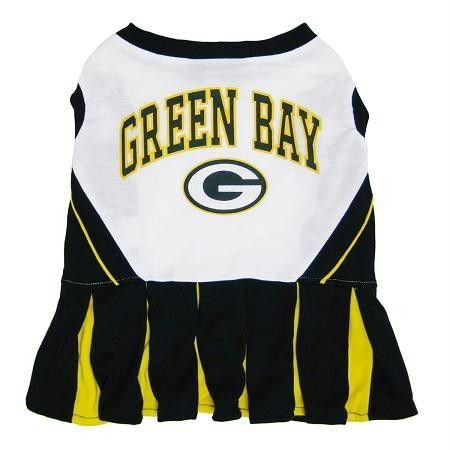 Green Bay Packers Cheer Leading XS