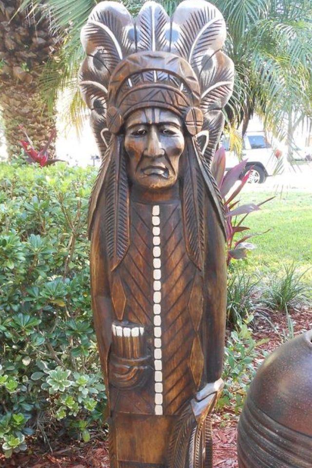 Wooden Cigar Indian Cigar Art Wood Art Design Cigar