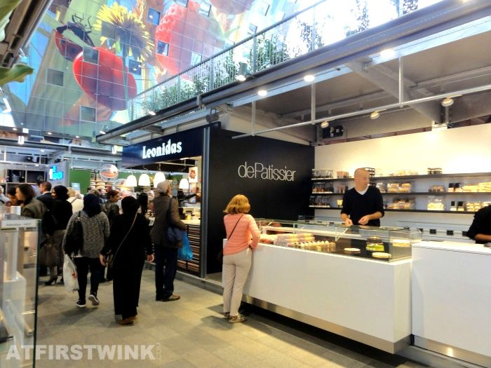 Leonidas | Markthal in Rotterdam
