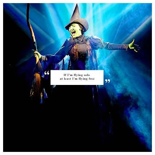 Theater Quotes: 5 QUOTES└ From Wicked [3/5