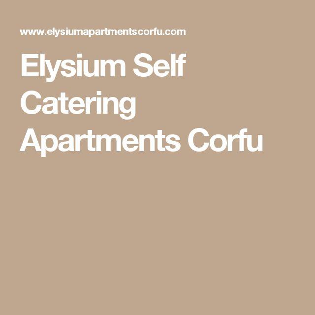 Elysium Self Catering Apartments Corfu
