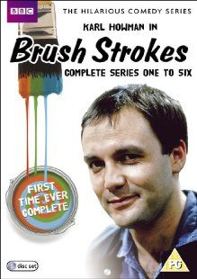 Brush Strokes - starring Karl Howman as house painter Jack. This BBC sitcom aired between 1986 and 1991