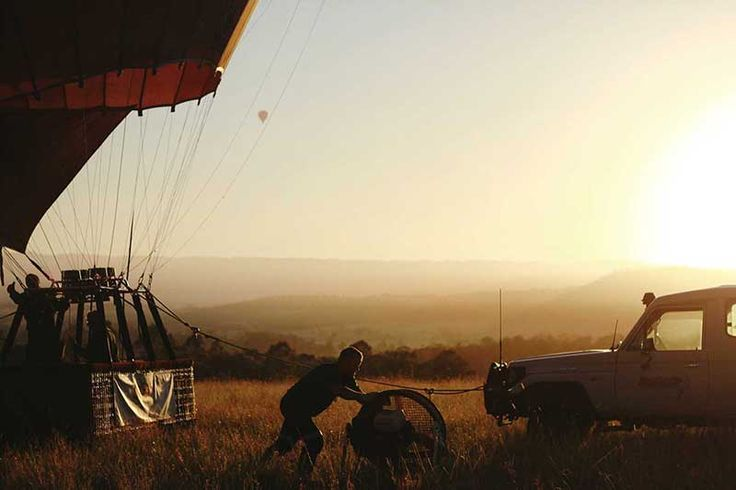 First thing to do in the morning: riding a hot air balloon in Gold Coast! Read more: http://www.matoa-indonesia.com/ambassadors/goldcoast