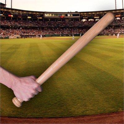 Heavy Hitter Ahşap Ağır Beyzbol Sopası 58cm