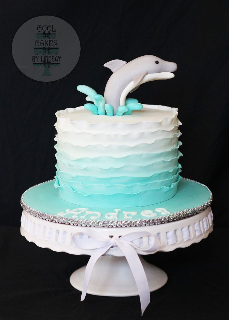 Dolphin Images For Cake