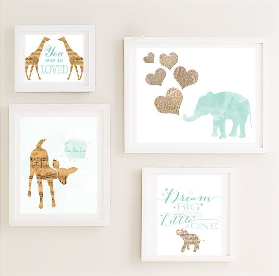 Unique Wall Decor For Nursery : Best trends images on