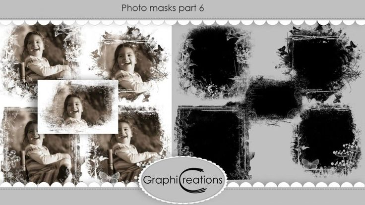 Photo masks part 6 by Graphic Creations
