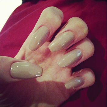 Could This Be the Next New and Trendy Nail Shape? (As Seen on the Super-Hip Jessie J)