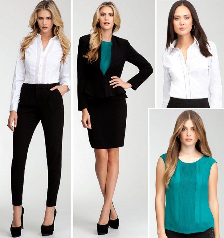 what to wear to work | what to wear at work | Whats Hot | Business ...