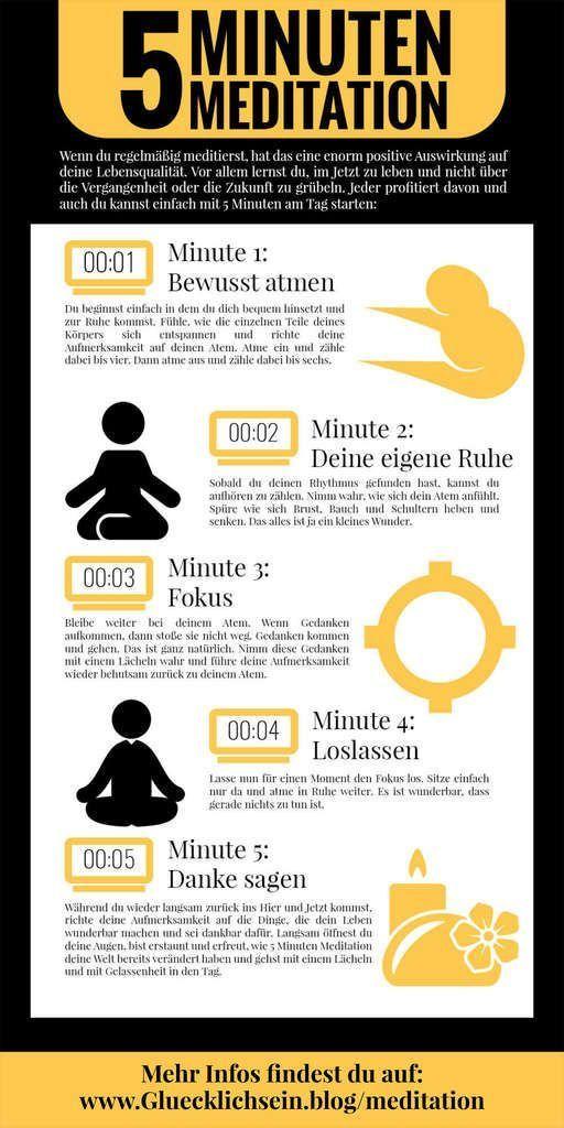 Meditation für Anfänger – Eine einfache Anleitung für Neueinsteiger