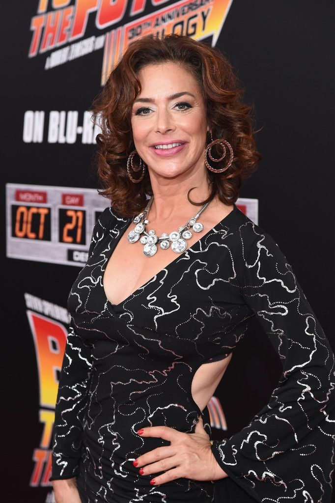 80s film 20   Claudia Wells Now..back to the future