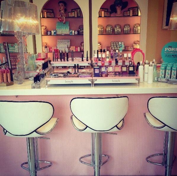49 Best Salon Retail Amp Makeup Bar Ideas Images On