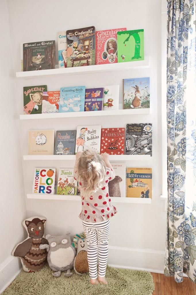 Ideas para decorar una habitación infantil pequeña