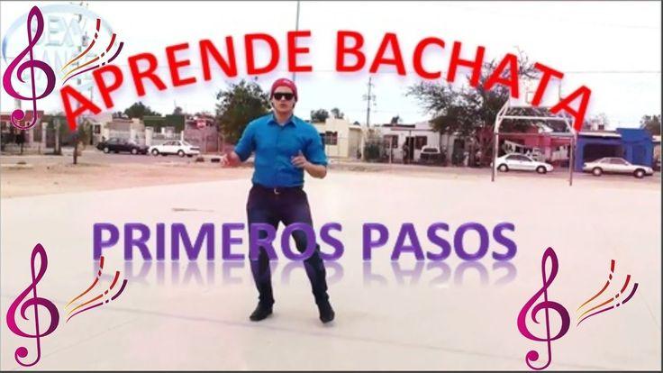 APRENDE BACHATA curso de baile sencillo (tutorial)
