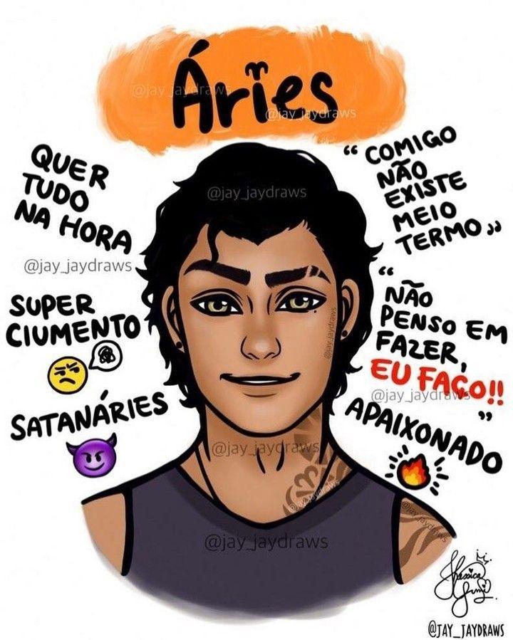 Meu signo Áries