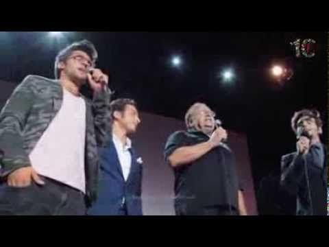 Il Volo en el Magna Graecia Film Festival 2013