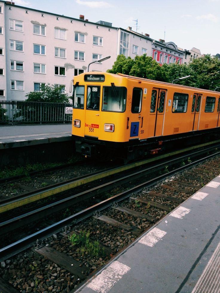 U1. Berlin, Germany