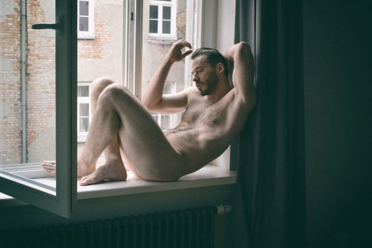 """""""At His Place"""" Photography by Xander Hirsh     NSFW"""