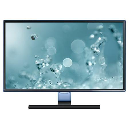 Samsung S27E390H  — 16509 руб. —  В обновленной серии SE390 Samsung обновил дизайн рамки, подчеркивая его полупрозрачным голубым оттенком Touch of Color. Супер тонкая рамка с четырех сторон дисплея обеспечивают чистый и современный внешний вид и естественным образом фокусируют взгляд на изображении. Дизайн Touch of Color переходит также на подставку, что обеспечивает гармоничный и целостный общий дизайн монитора.