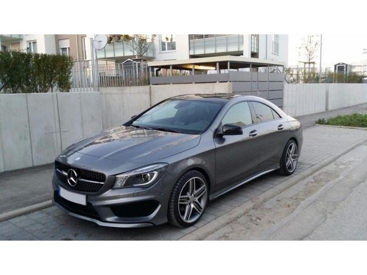 Mercedes-Benz CLA 200 7G-DCT