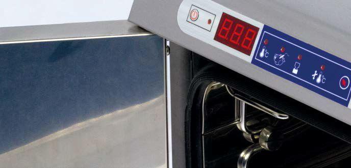 Cuptor cu Temperatura Scazuta - Amenajari HoReCa