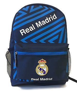 REAL-MADRID-bag-bookbag-backpack-mochilla-back-pag-official-licensed