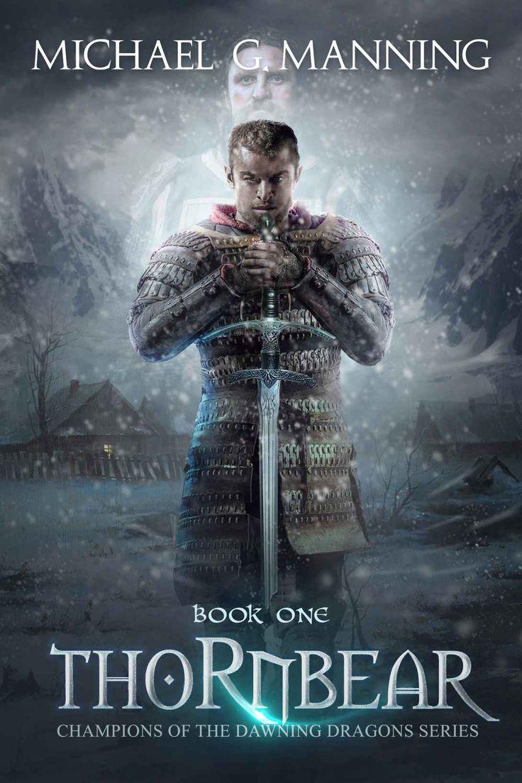 Amazon: Thornbear (champions Of The Dawning Dragons Book 1) Ebook: