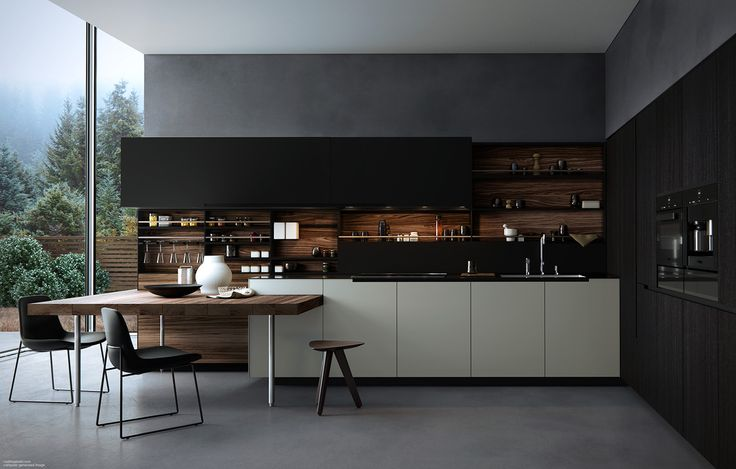 7 Best Cuisines Images On Pinterest Kitchen Modern Kitchens And