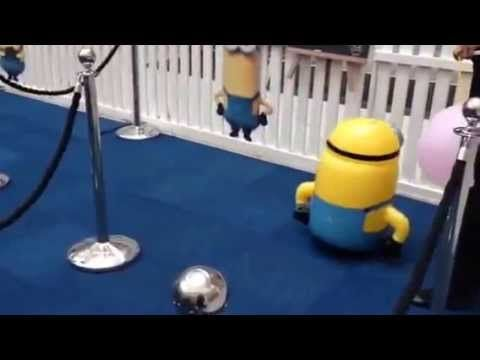 Why Your Kids Will Love The Minions! And WIN a R500 Cresta Shopping Centre Voucher! - One Step At a Time