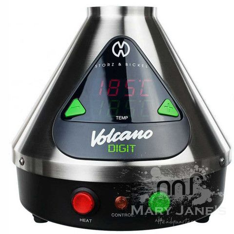 Volcano Digital Vaporizer Details: http://www.maryjaneshq.com/collections/vaporizers/products/volcano-digital